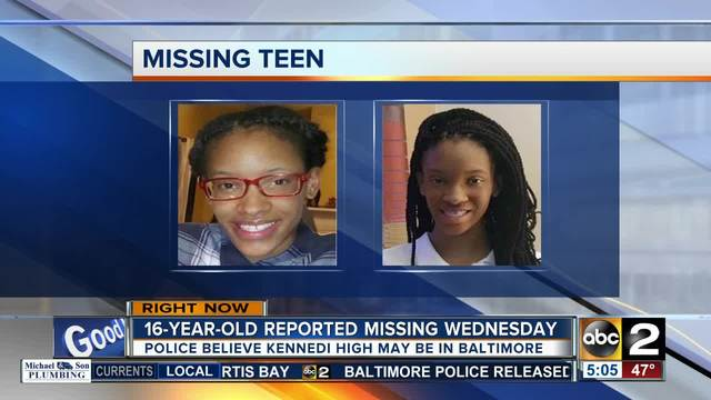 Found: Police Say Missing Teen Was Lured Away By Online Predator