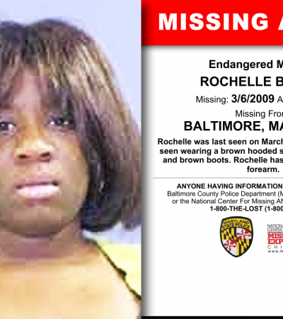 Rochelle Battle Is Still Missing As Man Sits In Prison For Her Murder