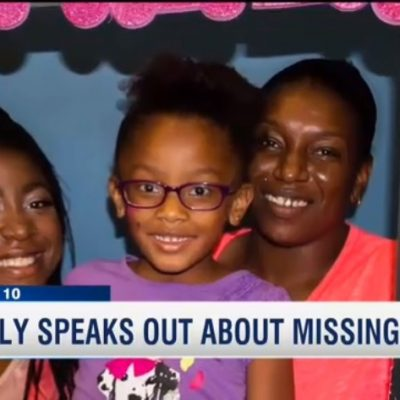 MISSING — Camisha Hollis, Mother of 3, Missing After Being Beaten By Boyfriend