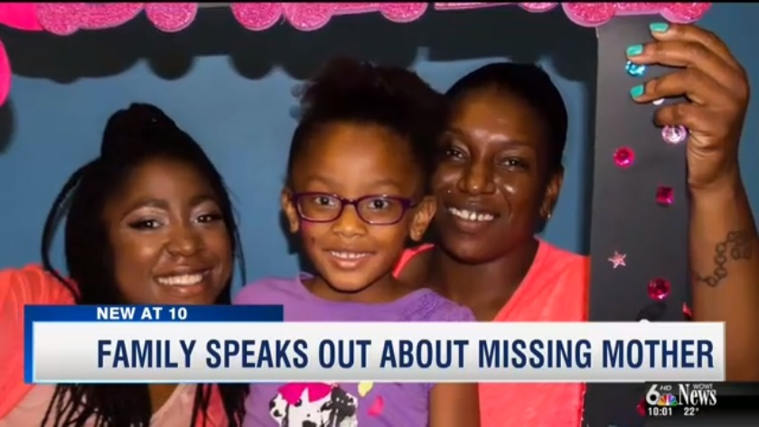 Camisha Hollis Missing