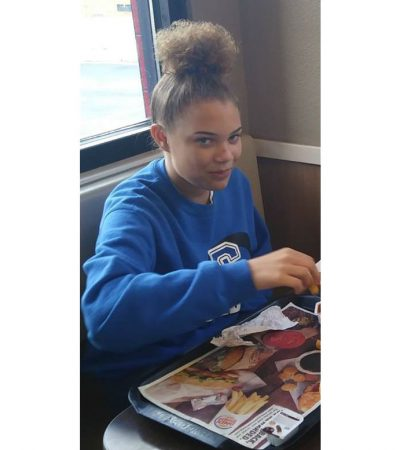 Marizah Thomas, 14, Was Last Seen Getting Into an Unknown Vehicle