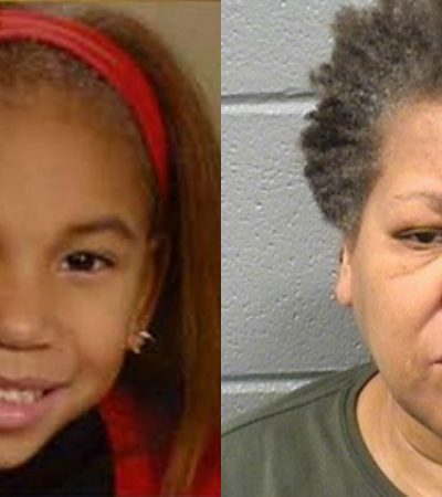 Gizzell Ford, 8, Was Tortured To Death By Father & Grandmother