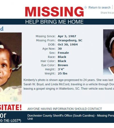 Linda McCord, Sarah Boyd, & 2-Year-Old Kimberly Boyd Disappear In 1987