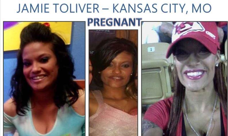 Jamie L. Toliver Missing