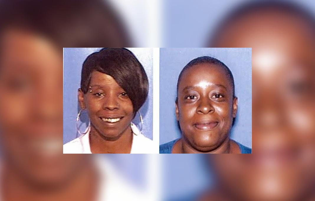 Shequenia Burnett, Terkessa Wallace Missing