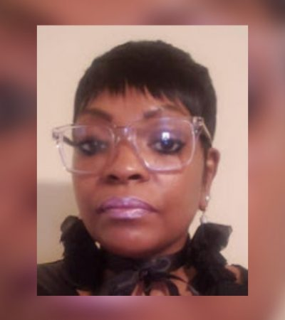Benita Woody Was Last Seen In Her Vehicle On August 5, 2020